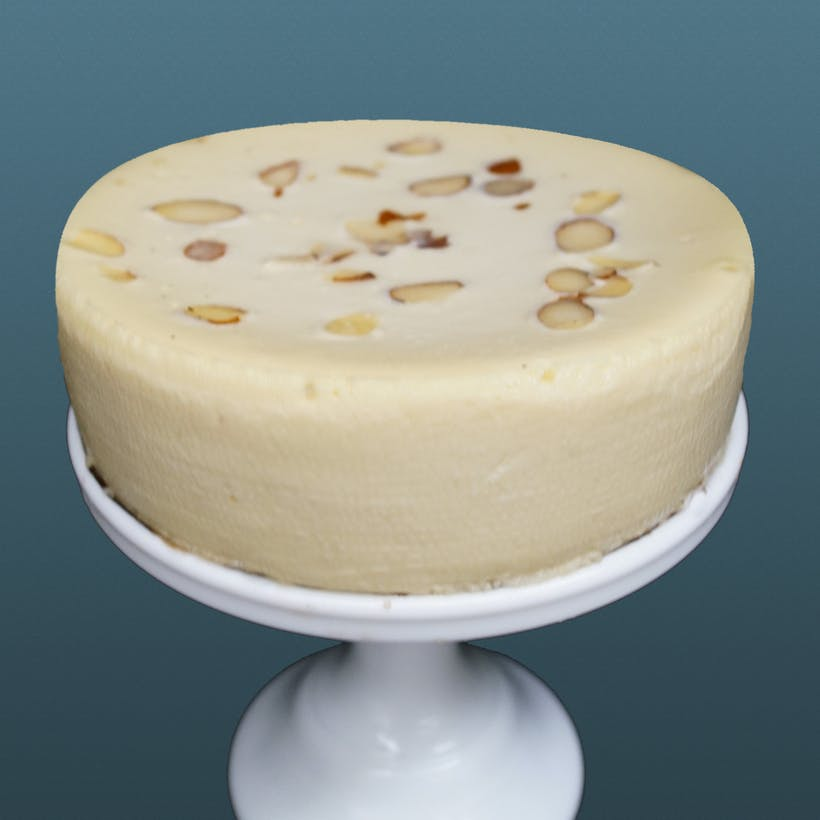 Amaretto and Cream Cheesecake - 6""
