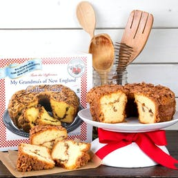 Ted Williams All-Star Chocolate Coffee Cake