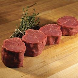Complete Trim USDA Prime Filet Mignon Steaks