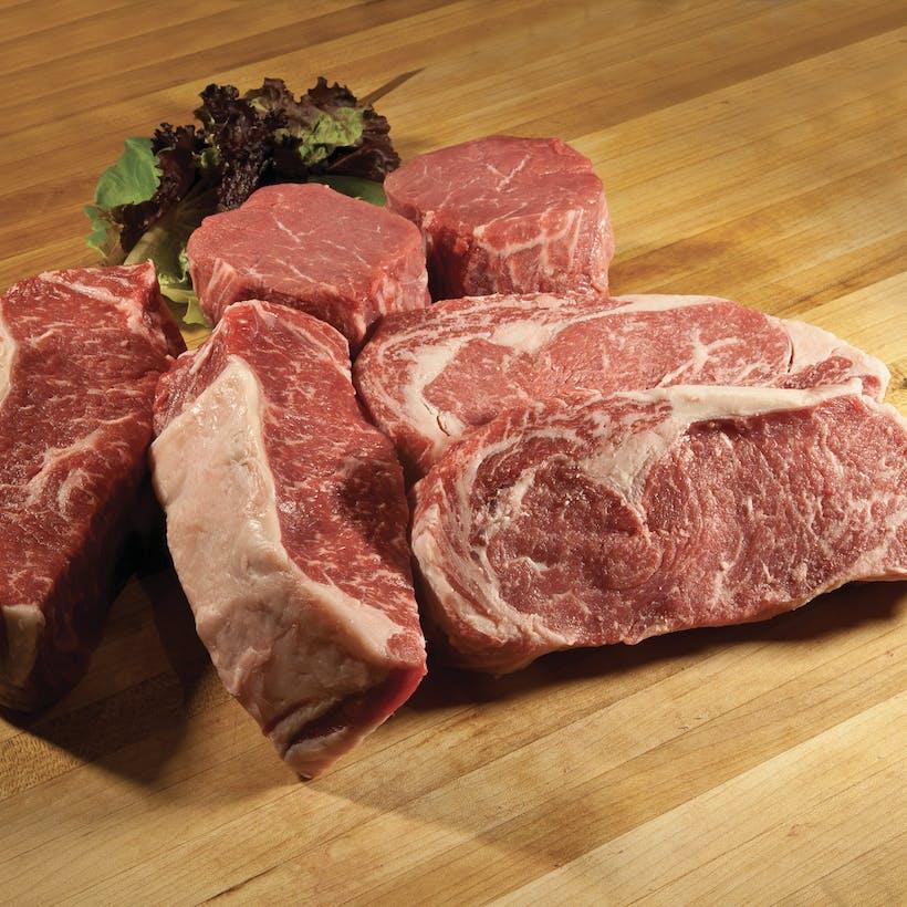 Master Griller Combo USDA Prime Steak Pack