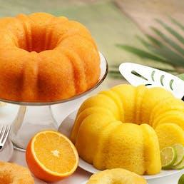 Key Lime Cake & Honeybell Cake - 2 Pack