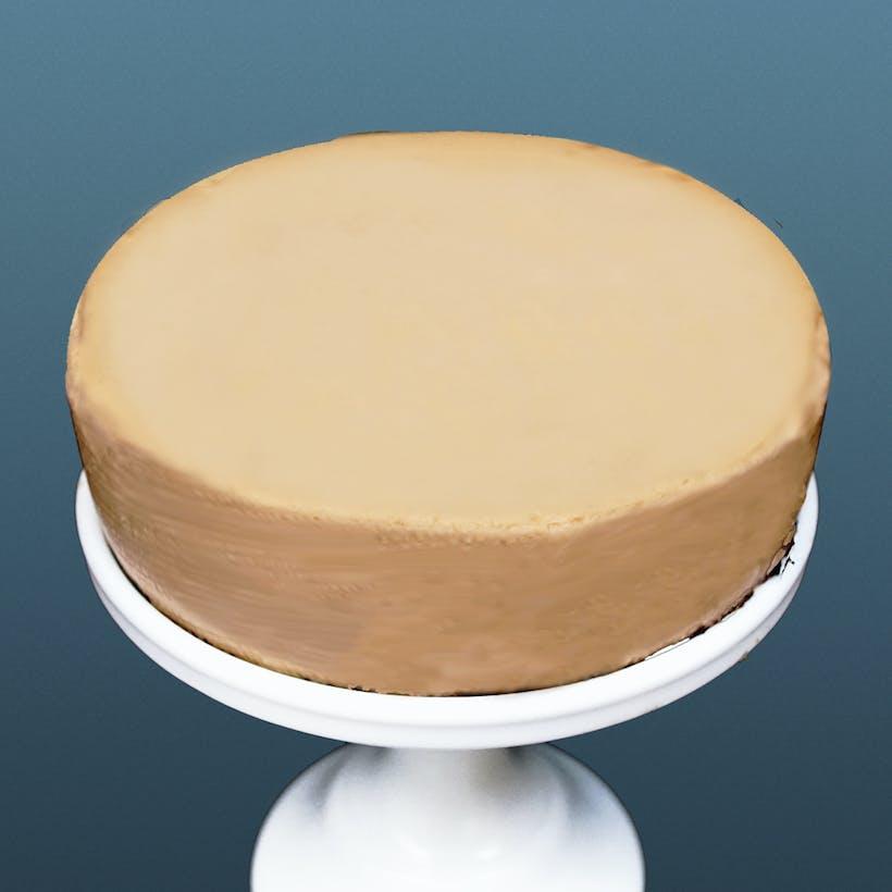 "Kahlua Cheesecake - 6"""