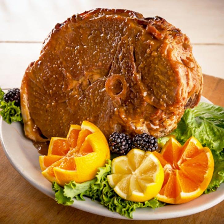 Spiral Sliced Glazed Country Ham
