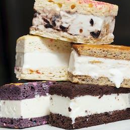 Oprah's Ice Cream Cake Sandwich Collection