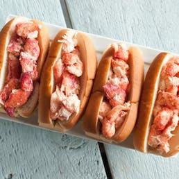 Maine Lobster Rolls & Lobster Gazpacho