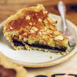 Black Bottom Almond Chess Little Pie - 4 pack