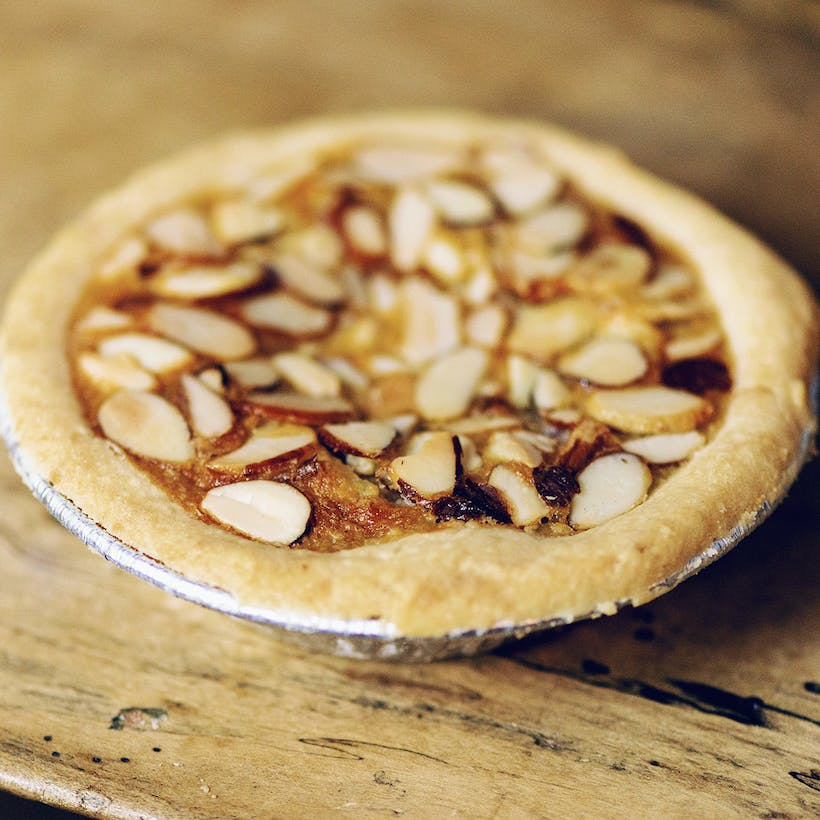 Toasted Almond Chess Little Pie - 4 pack