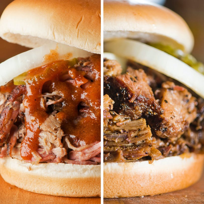 The Ultimate Texas BBQ Sandwich Kit