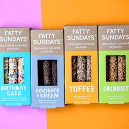 Sweet Treats Pretzel Variety Set - 12 Piece