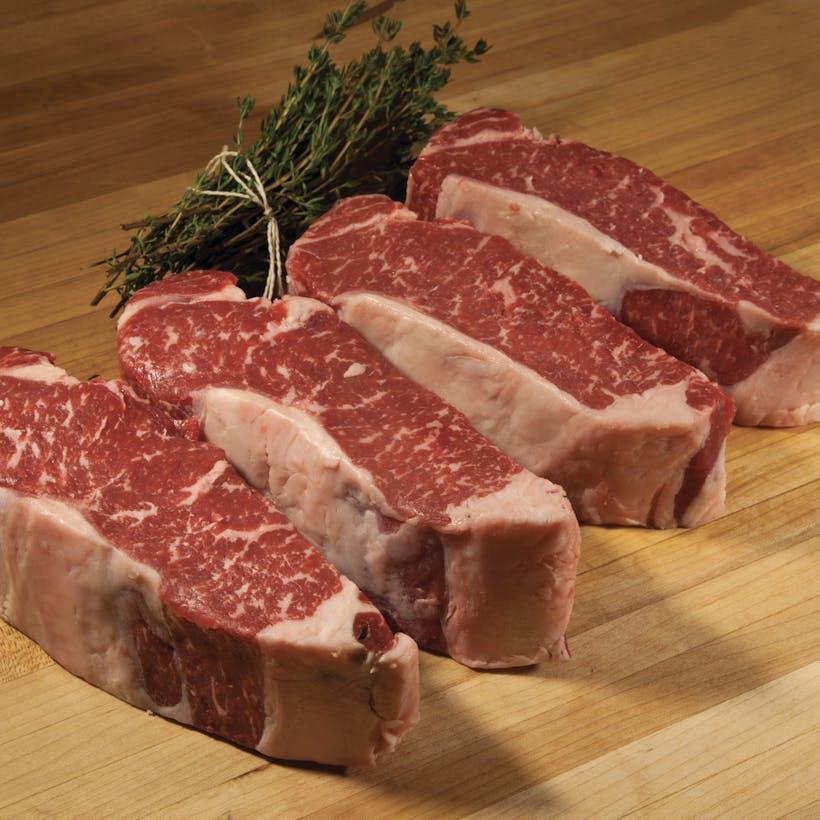 Dry Aged Boneless USDA Prime Sirloin Steaks