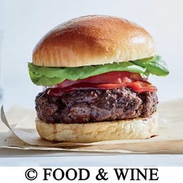 Food and Wine Burger Blend