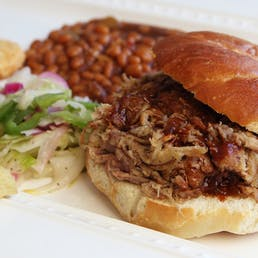 Carolina-Style Pork Barbecue Party (Serves 12)