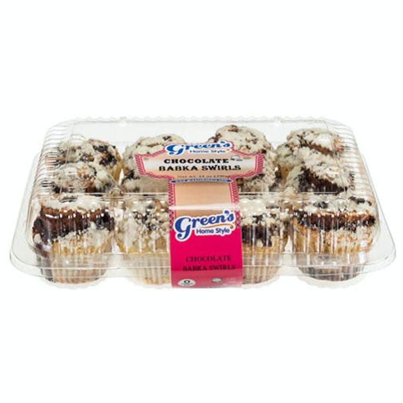 Chocolate Babka Swirls - 2 Pack (Kosher)
