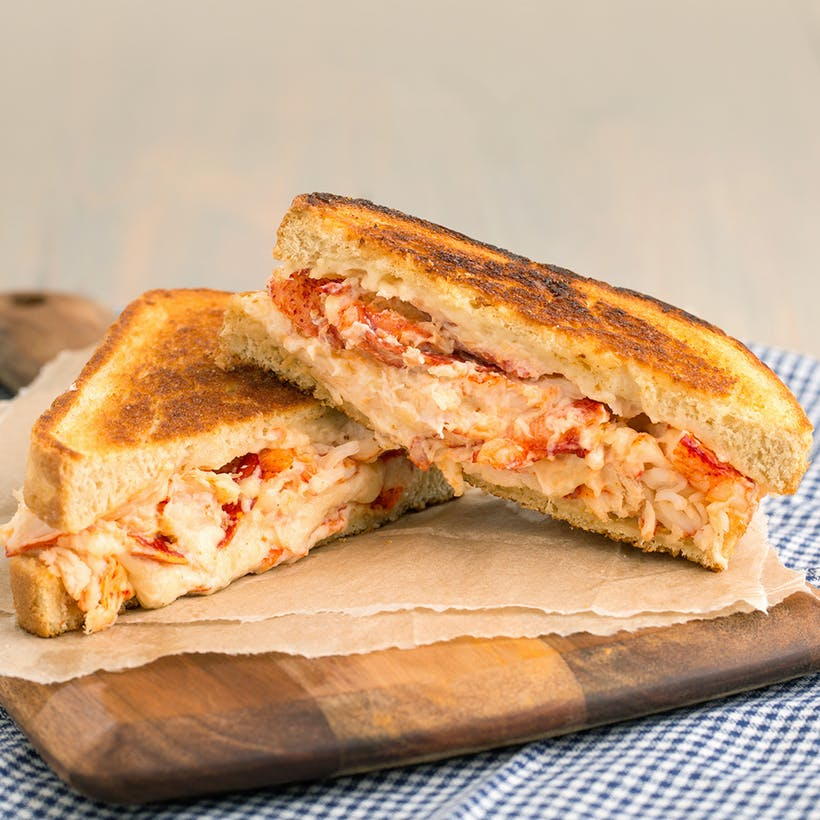Giant Lobster Grilled Cheese Sandwiches - 8 Pack