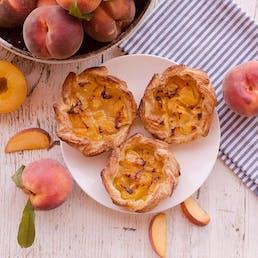 Peach Tartlets