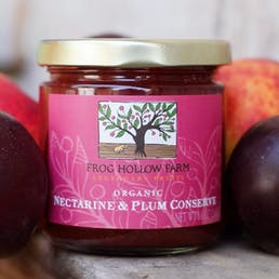 Organic Fruit Conserve Collection - 6 pack