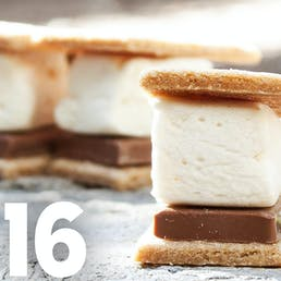 The Classic S'mores Kit - 16 S'mores