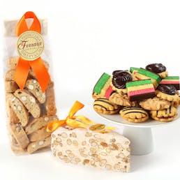 Italian Cookie + Torrone Sampler