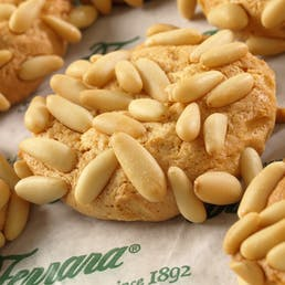 Soft Pignoli Cookies