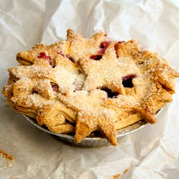 Starry Triple Berry Mini Pies - 2 Pack