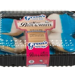 Choose Your Own Mini Black and White Cookies - 3 Pack (Kosher)