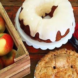 Shenandoah Apple Cake