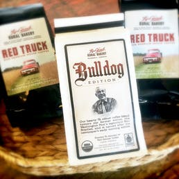 Red Truck Bakery Coffee