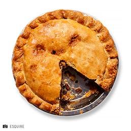 Authentic Mincemeat Pie