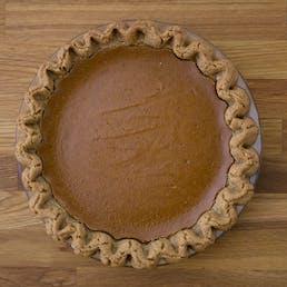 Drop Dead Gourdgeous Pie