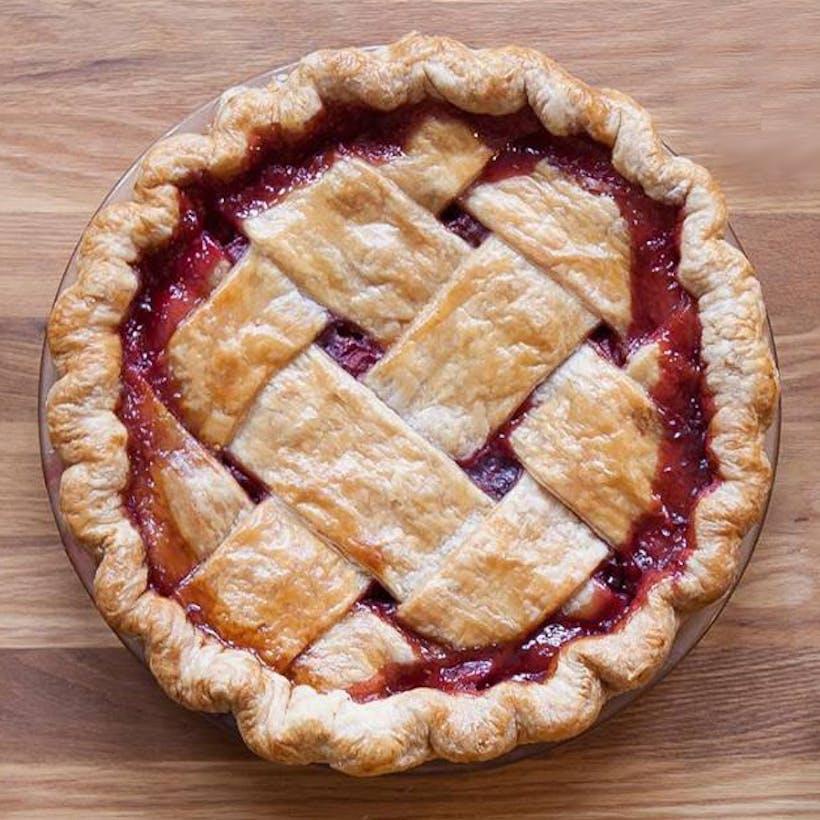 Cherry Bomb Pie