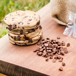 Chocolate Chip Welsh Cakes - 3 Pack