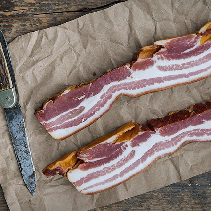 Small Batch Artisan Bacon - Sliced
