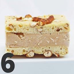Salt & Stout Ice Cream Cake Sandwiches - 6 Pack