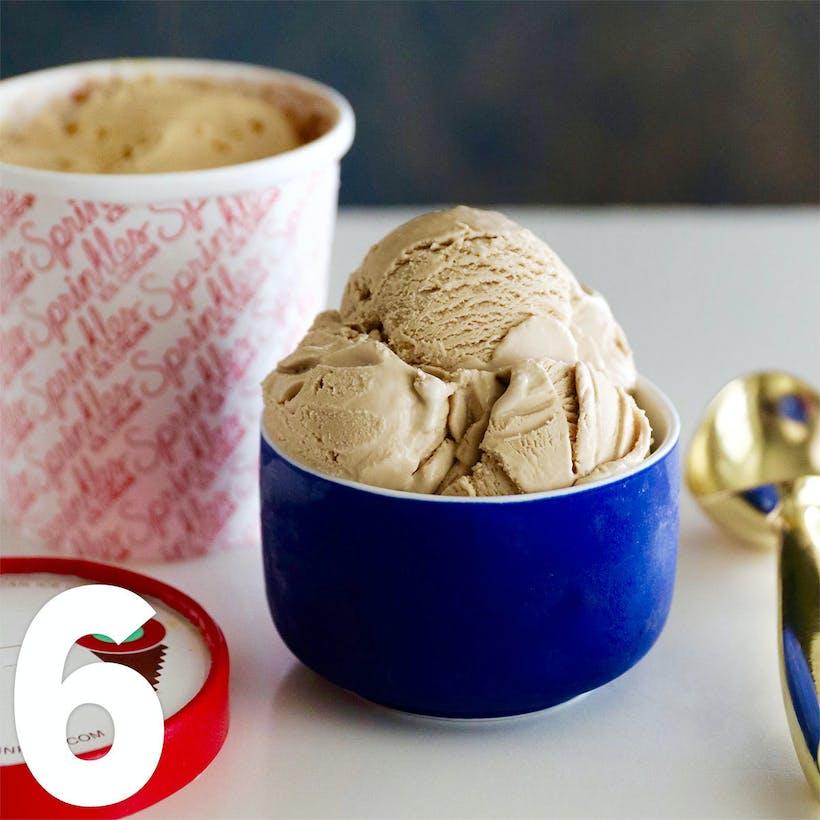 Salty Caramel Ice Cream (Gluten Free) - 6 Pints