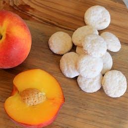 Byrd's Signature Cookie Jar + Peach Cookies + 1 Free lb of Peach Cookies