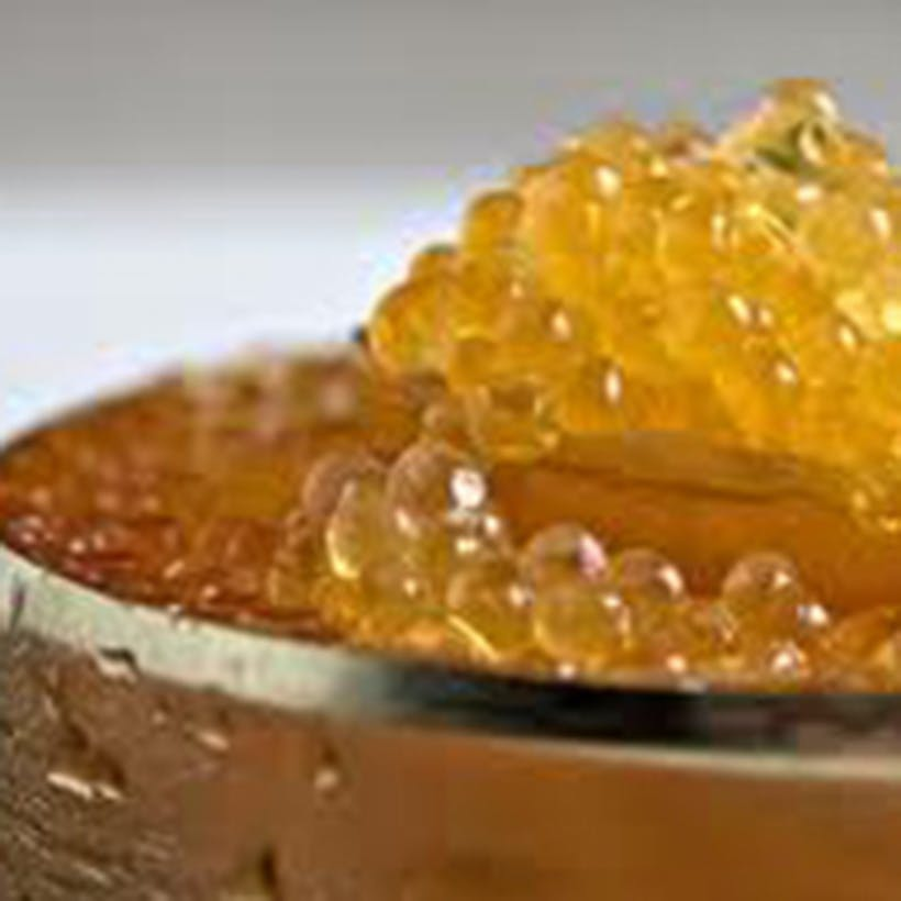 Golden Whitefish Roe Caviar