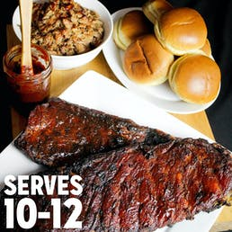 Carolina BBQ Feast for 10-12