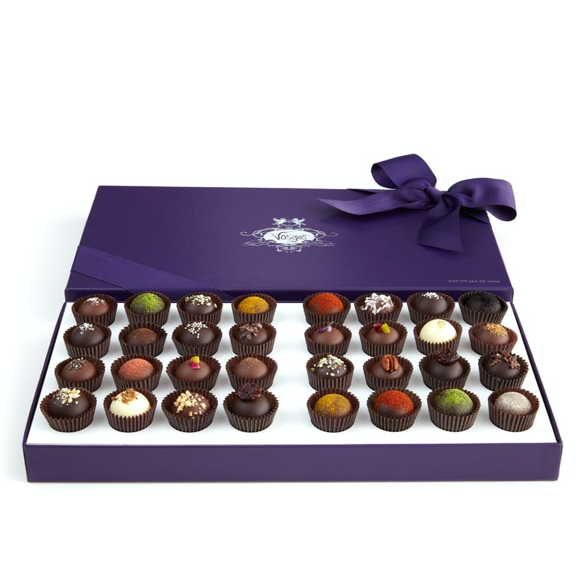 Exotic Truffle Collection - 32 Pieces
