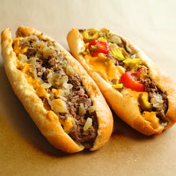 Jim's Philly Cheesesteaks - 4 pack