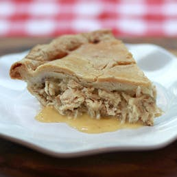 """Oprah's Favorite"" Signature Chicken Pie"