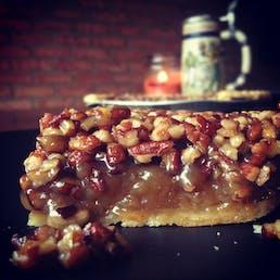 Pioneer's Famous Pecan Pie