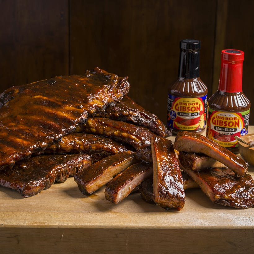 World Championship Ribs - 6 Pack