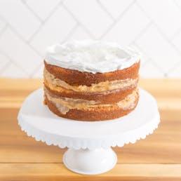 Coconut Brigadeiro Layer Cake