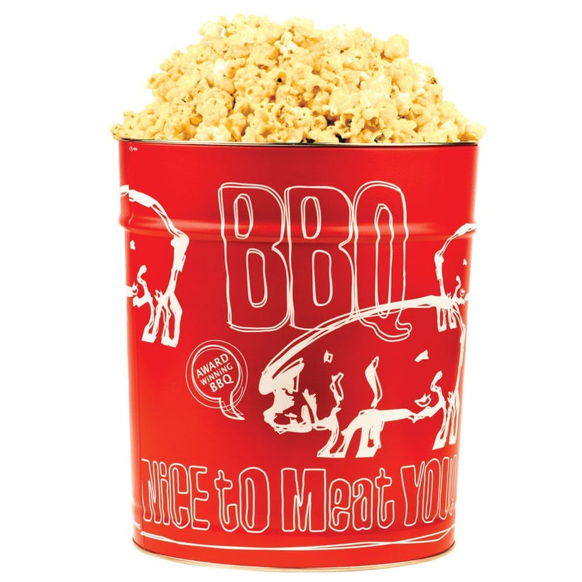 BBQ WHOMP! Corn Popcorn