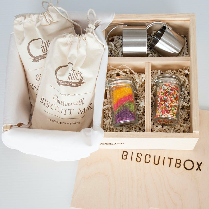 The Confetti BiscuitBox