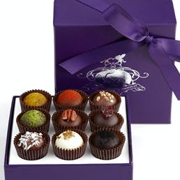 Exotic Truffle Collection - 9 Pieces