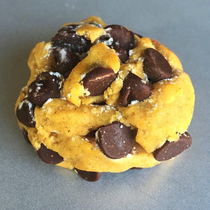 Pumpkin Chocolate Chip Cookie Dozen