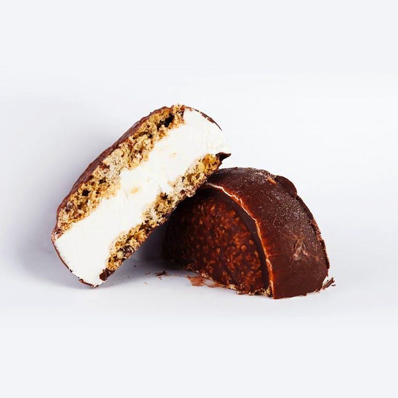 Vanilla Ice Cream Sandwiches - 24 Pack