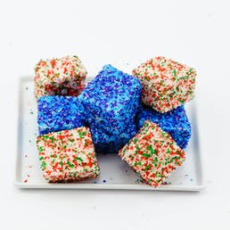 Holiday Vanilla Marshmallows - 16 Pack