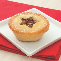 Apple & Cherry Mini Pies